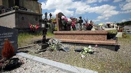 Des dégradations aux cimetières d'Orleix, près de Tarbes