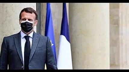 Emmanuel Macron officialise le lancement des états généraux de la justice