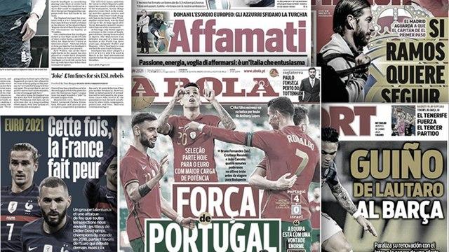 Le PSG offre un joueur à l'Inter pour arracher Achraf Hakimi, Le coup de pression du Real Madrid à Sergio Ramos