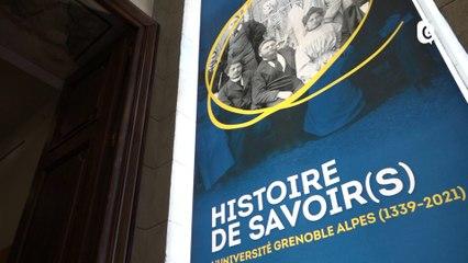 Reportage - Histoire de Savoir(s), l'Université Grenoble-Alpes (1339-2021) - Reportage - TéléGrenoble