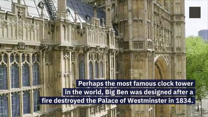 This Day Big Ben Goes Into Operation in London