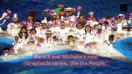 New Animated Netflix Series Created by the Obamas, Will Talk About Politics