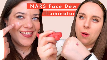 We tested the NARS Face Dew Illuminator