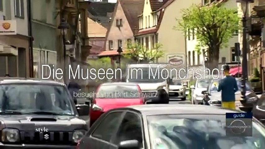 Der Main: Drei Museen am Mönchshof in Kulmbach