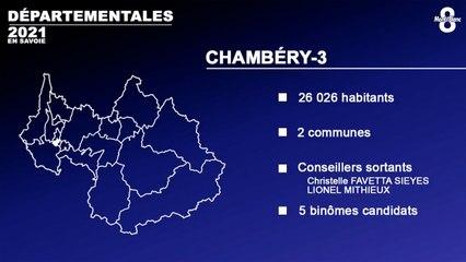 Canton de Chambéry 3