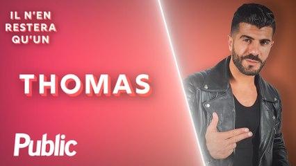 [INRQ] : Télé-réalité, sport et tatouages, Thomas (Les Anges) fait son choix