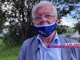 Alain Laurendon se souvient du meeting de Nicolas Sarkozy - Reportage TL7 - TL7, Télévision loire 7
