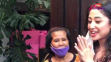 Detik-detik Dewi Persik dan Lucinta Luna Labrak Denise Cadel