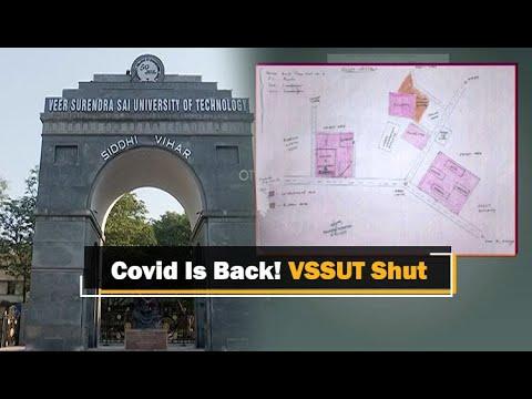 Odisha: VSSUT Burla Shut Amid Covid-19 Resurgence Fear | OTV News