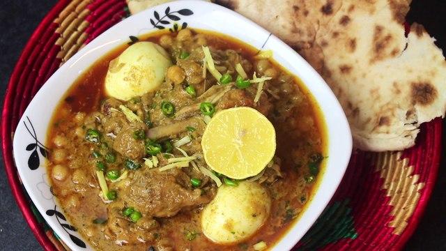 Murgh Anda Chana By Cook With Faiza