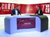 7 Minutes Chrono / Régionales 21 : Johann Cesa - 7 Mn Chrono - TL7, Télévision loire 7