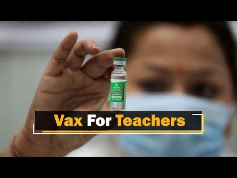 Teachers In Bhubaneswar To Get #COVID-19 Vaccine Soon   OTV News