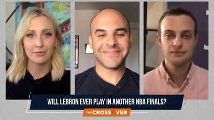The Crossover: Will LeBron Play in Another NBA Finals?