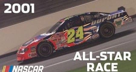 Reverse: The 2001 rain-enhanced All-Star Race