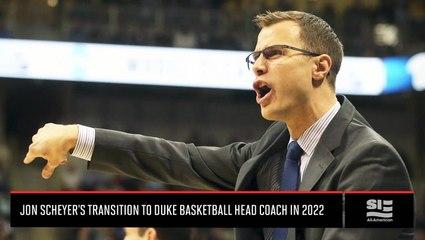 Jon Scheyer's Transition To Duke Basketball Head Coach in 2022