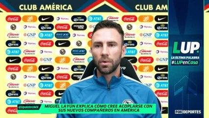 """""""Soy exigente conmigo, me gusta ganar"""", Miguel Layún: LUP"""