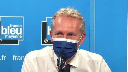 Guillaume Garot, candidat de la gauche aux élections régionales, était l'invité de la matinale de France Bleu Mayenne