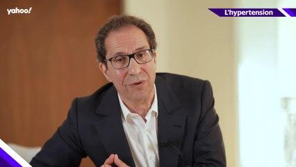 """Carnetde Santé - Dr Christian Recchia : """"30% des personnes souffrant d'hypertension l'ignorent. C'est dramatique"""""""