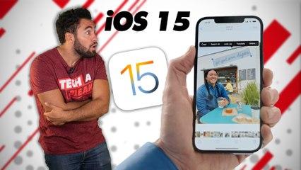 Les meilleures fonction d'iOS 15 - Tech a Break #86