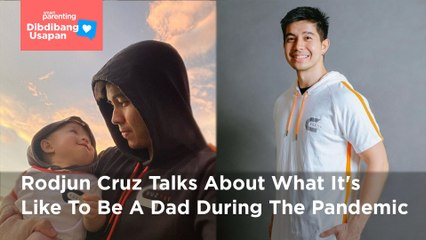 Rodjun Cruz Talks About What It's Like To Be A Dad During The Pandemic   Smart Parenting
