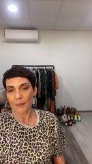 Cristina Cordula #fetelamour avec AIDES