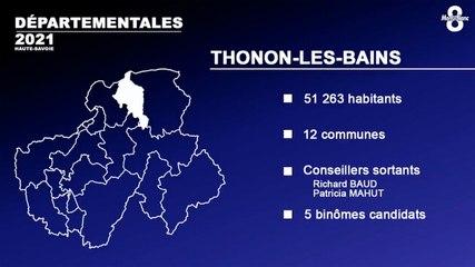 Canton de Thonon