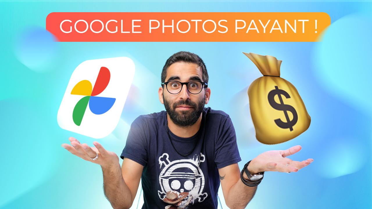 Le stockage illimité GRATUIT avec Google Photos, c'est fini ! Qu'est-ce que ça change pour VOUS ?
