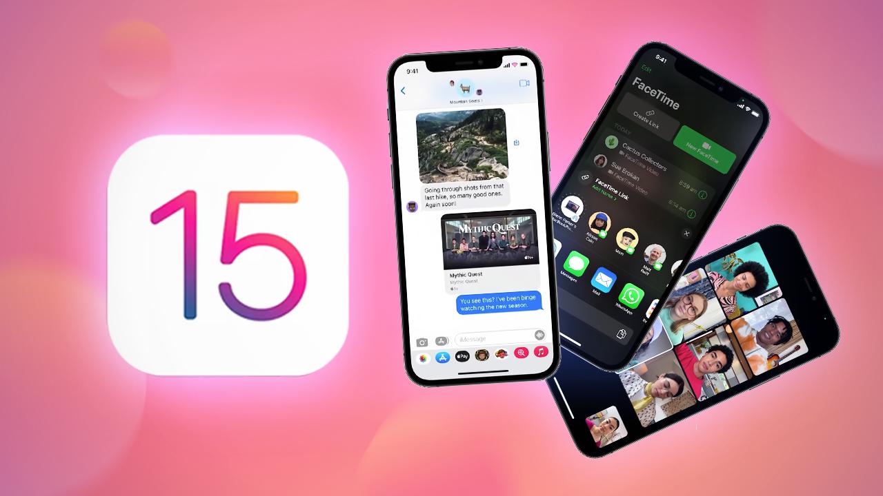 iOS 15 : les grosses nouveautés !
