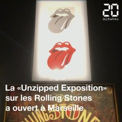 Les Rolling Stones s'installent à Marseille avec «Unzipped Exposition»