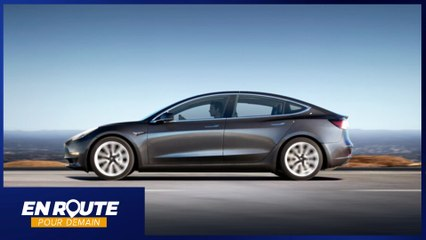 En route pour demain #02 : la Tesla Model 3, voiture électrique préférée