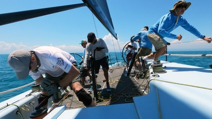 Onboard The GL52 Natalie J With Jonathan McKee