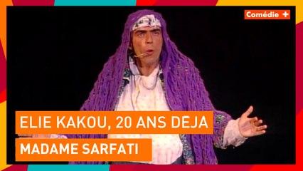 Elie Kakou, 20 ans déjà - Madame Sarfati - Comédie+