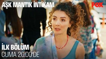 Aşk Mantık İntikam İlk Bölümüyle Cuma 20.00'de FOX'ta!
