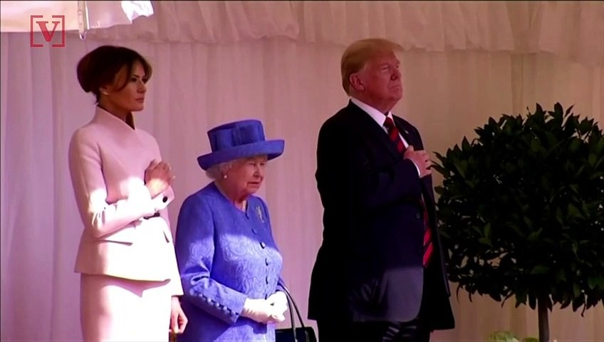 How Well Did Queen Elizabeth Get Along With All the U.S. Presidents She Met?