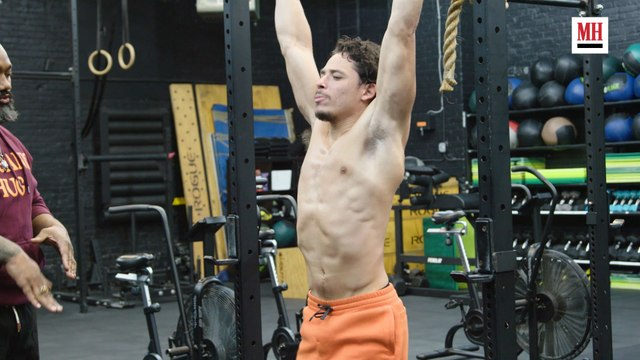 Anthony Ramos | Train Like
