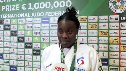 Championnats du monde seniors 2021 - Madeleine Malonga : « Plus beau à aller chercher dans six semaines »