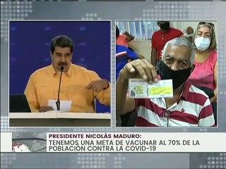 Pdte. Maduro: ¡Robo criminal! una cosa son diferencias ideológicas y otra es la salud del pueblo
