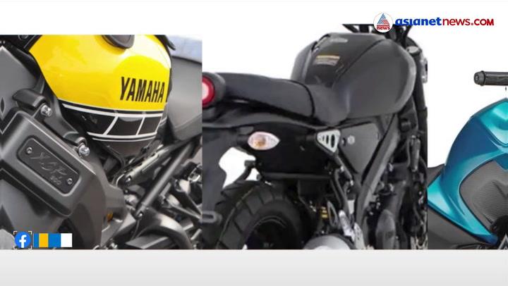Yamaha FZX