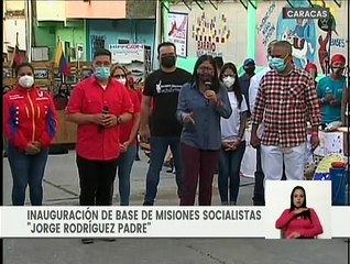 Movimiento Somos Venezuela se amplía de 26 mil a 36 mil brigadas en el territorio nacional