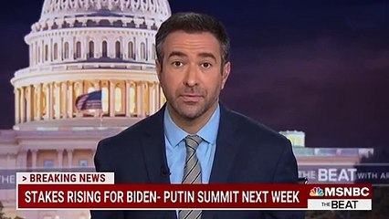 NBC News Exclusive Putin Responds To Being Called 'Killer' By Biden