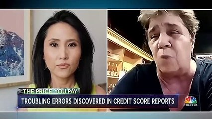 New Warning Of Errors On Consumers' Credit Reports
