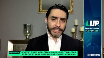 """""""La Liga MX es responsable de que no haya delanteros"""", Rubén Rodríguez : LUP"""