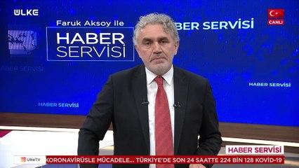 Faruk Aksoy ile Haber Servisi – 11 Haziran 2021