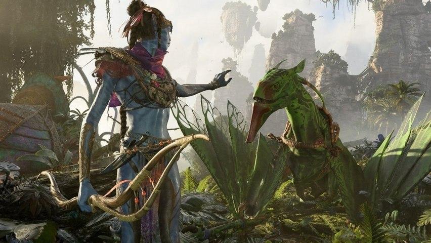 Avatar: Frontiers of Pandora | World Premiere Trailer