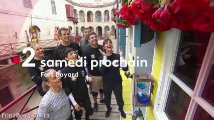 """Fort Boyard 2021 - Bande annonce - Equipe n°1 """"EndoFrance"""" - 19 juin 2021"""