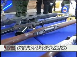 Balance del despliegue de seguridad en La Vega ante el asedio de grupos criminales financiados por la derecha