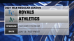 Royals @ Athletics Game Preview for JUN 13 -  4:07 PM ET