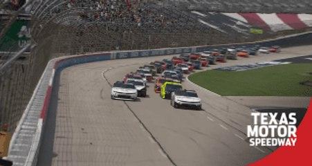 NASCAR Xfinity Series take the green at Texas Motor Speedway