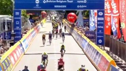Cycling - Baloise Belgium Tour 2021 - Mark Cavendish wins stage 5