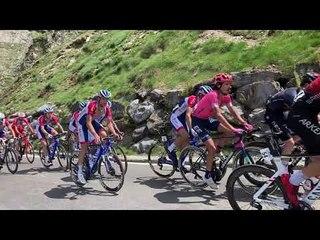 La Route d'Occitanie 2021 au Col du Tourmalet
